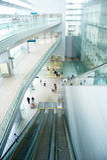 樟宜国际机场 免版税库存图片