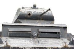 模型坦克 免版税图库摄影