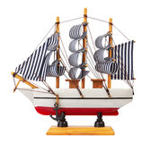 模型帆船 免版税库存图片