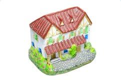 模型房子 免版税库存照片