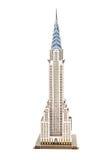 模型摩天大楼 库存图片