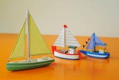 模型船 免版税库存图片
