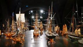模型船 免版税图库摄影