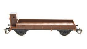 模型铁路 免版税图库摄影