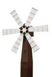 模型风车 免版税库存照片