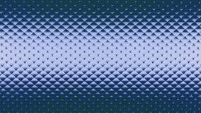 模式三角 免版税库存图片