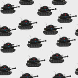 模式坦克 图库摄影