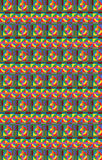 模式墙纸 库存图片