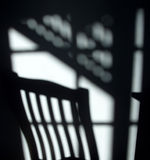 模式影子 免版税库存图片