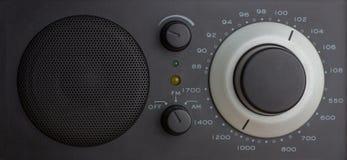 模式收音机 库存照片