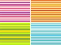 模式数据条 免版税库存图片