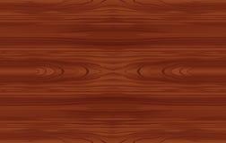 模式无缝的向量木头 免版税库存图片