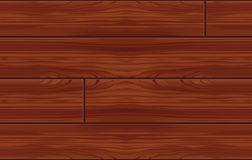 模式无缝的向量木头 库存照片