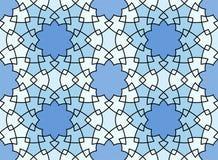 模式无缝的向量 五颜六色的种族装饰品 蔓藤花纹样式 伊斯兰的艺术 免版税图库摄影