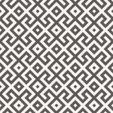 模式无缝的向量 几何纹理 免版税库存照片
