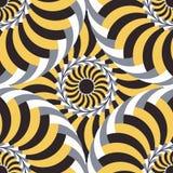 模式无缝的向量 抽象背景 库存例证