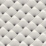 模式无缝的向量 现代时髦的抽象纹理 重复几何瓦片 库存照片