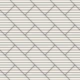 模式无缝的向量 现代时髦的抽象纹理 重复几何 库存照片