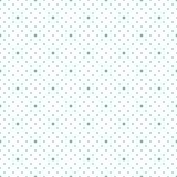 模式无缝的向量 现代时髦的纹理 重复几何小点 免版税库存照片