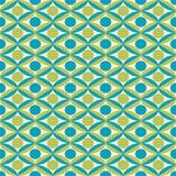 模式无缝的向量 现代时髦的纹理 库存例证