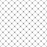 模式无缝的向量 简单的时髦的纹理 黑白背景 单色minimalistic设计 皇族释放例证