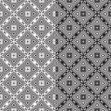 模式无缝的向量 库存图片