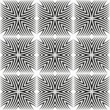 模式无缝的向量 图库摄影