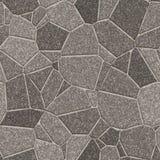 模式无缝的平板石头 免版税库存照片