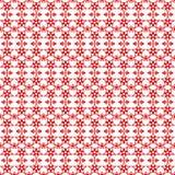模式无缝的星形 免版税库存图片