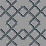 模式无缝的正方形 库存例证