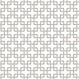 模式无缝的正方形 库存照片