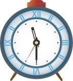 模式时钟 免版税图库摄影