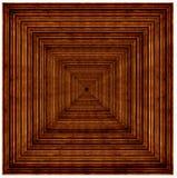 模式木头 库存例证
