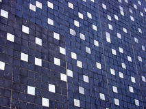 模式正方形 免版税库存图片