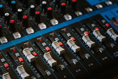 模式演播室搅拌器 库存照片