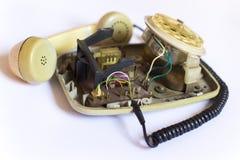 模式电话 免版税库存照片