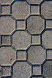 模式石墙 库存图片