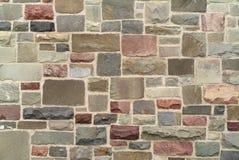 模式石墙 免版税库存照片