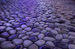 模式石头 图库摄影