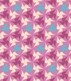 模式粉红色 向量例证