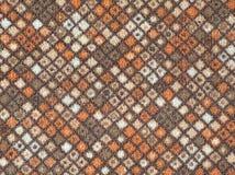 模式纺织品 免版税库存照片