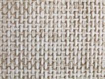 模式被编织的羊毛纤维 免版税库存图片