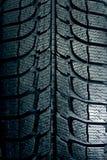 模式轮胎 库存图片