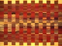 模式镶边木头 免版税库存图片