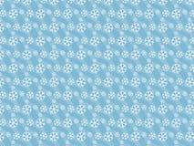 模式雪冬天 免版税库存照片