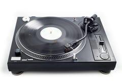 模式音乐播放器 库存照片