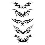 模式 设计 纹身花刺 免版税库存图片
