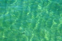 模式水 免版税库存照片