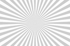 模板和横幅产品的银色颜色半径背景 库存例证