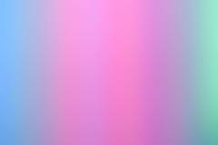 模糊的抽象梯度背景 与桃红色和蓝色颜色的光滑的淡色抽象梯度背景 皇族释放例证